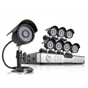 Out of the box DVR surveillance
